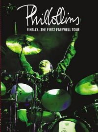 Cover Phil Collins - Finally... The First Farewell Tour [DVD]
